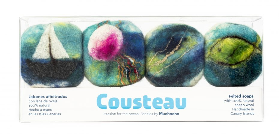 Cousteau nº2 pack